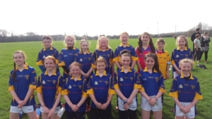 19th March 2017-U12 Girls