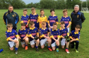 Parnells U12 Blitz Reports by Cormac O'Brien (13th and 20th May 2017)