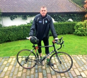 27.6.2017:  Mark White takes on the Ring of Kerry Charity Cycle Challenge