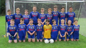 U13 League Final 23.6.2019-view from the side line