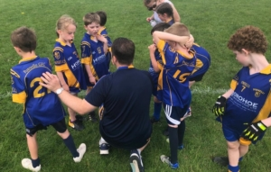 30.6.2019 U8 Catch up from their last Go Games Blitz