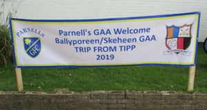 Trip from Tipp-Ballyporeen/Skeheenarinky Juvenile September 2019