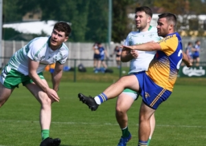 20.9.2020 Parnells Men reach Shiels Cup Final