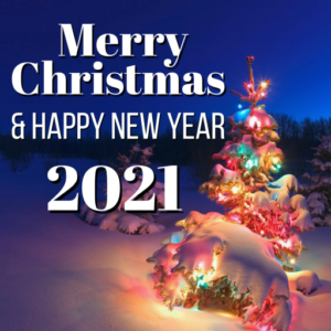 Merry Christmas and Happy New Year 2021 Club Message